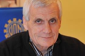 Antonio Caló, el jefe de la UOM