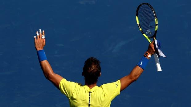 Rafa Nadal, otra vez en lo más alto del ránking mundial de la ATP