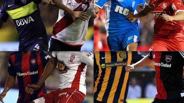 Los clásicos del fútbol argentino
