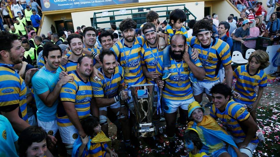 Hindú se consagró campeón. Foto: LA NACION / Santiago Filipuzzi