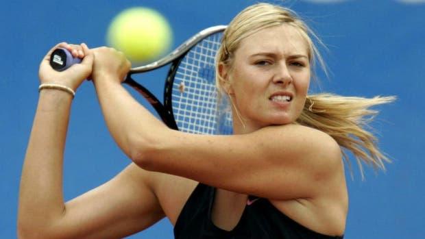 Sharapova fue invitada para jugar el US Open