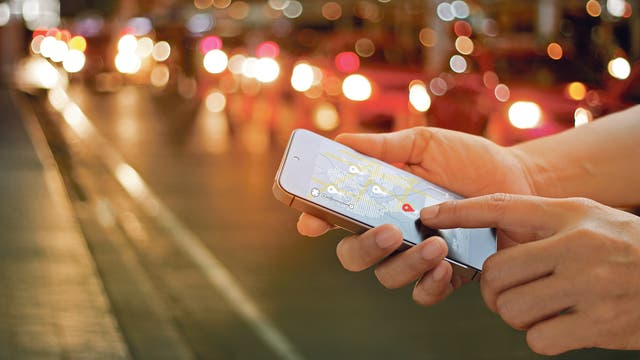 Tu GPS puede tener nuevos rumbos para explorar en la ciudad