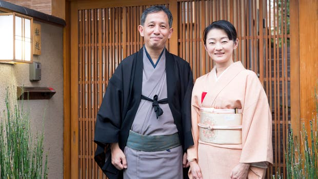 Jun y Souei, los anfitriones. Gentileza Airbnb