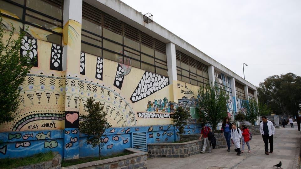 El traslado es por la construcción de un polo educativo en la zona. Foto: LA NACION / Fabián Marelli