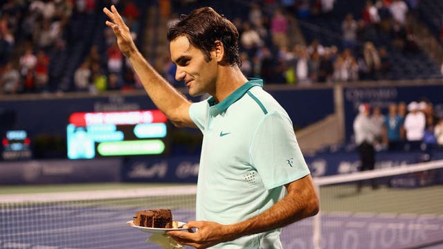 Federer reconquistó el All England y se llevó su 8° título — Wimbledon