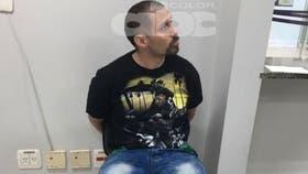 Ibar Pérez Corradi fue detenido en la zona de la Triple Frontera