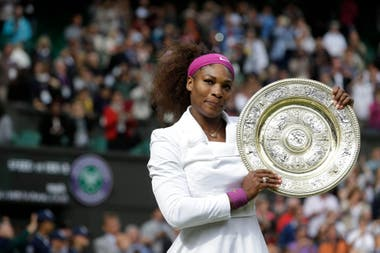 Serena Williams y su título de 2012
