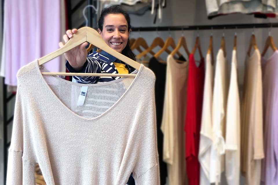 d1c418188 Dónde comprar ropa a buen precio en la Avenida Avellaneda - LA NACION