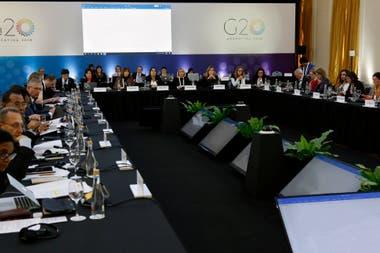 En Mar del Plata, los equipos técnicos de Salud de los países del G20 cerraron el documento que firmarán los ministros
