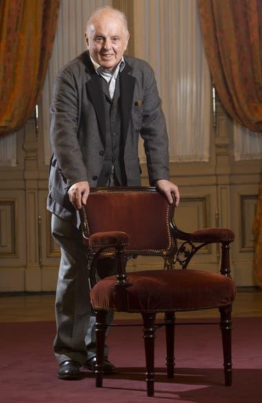 El gran Daniel Barenboim