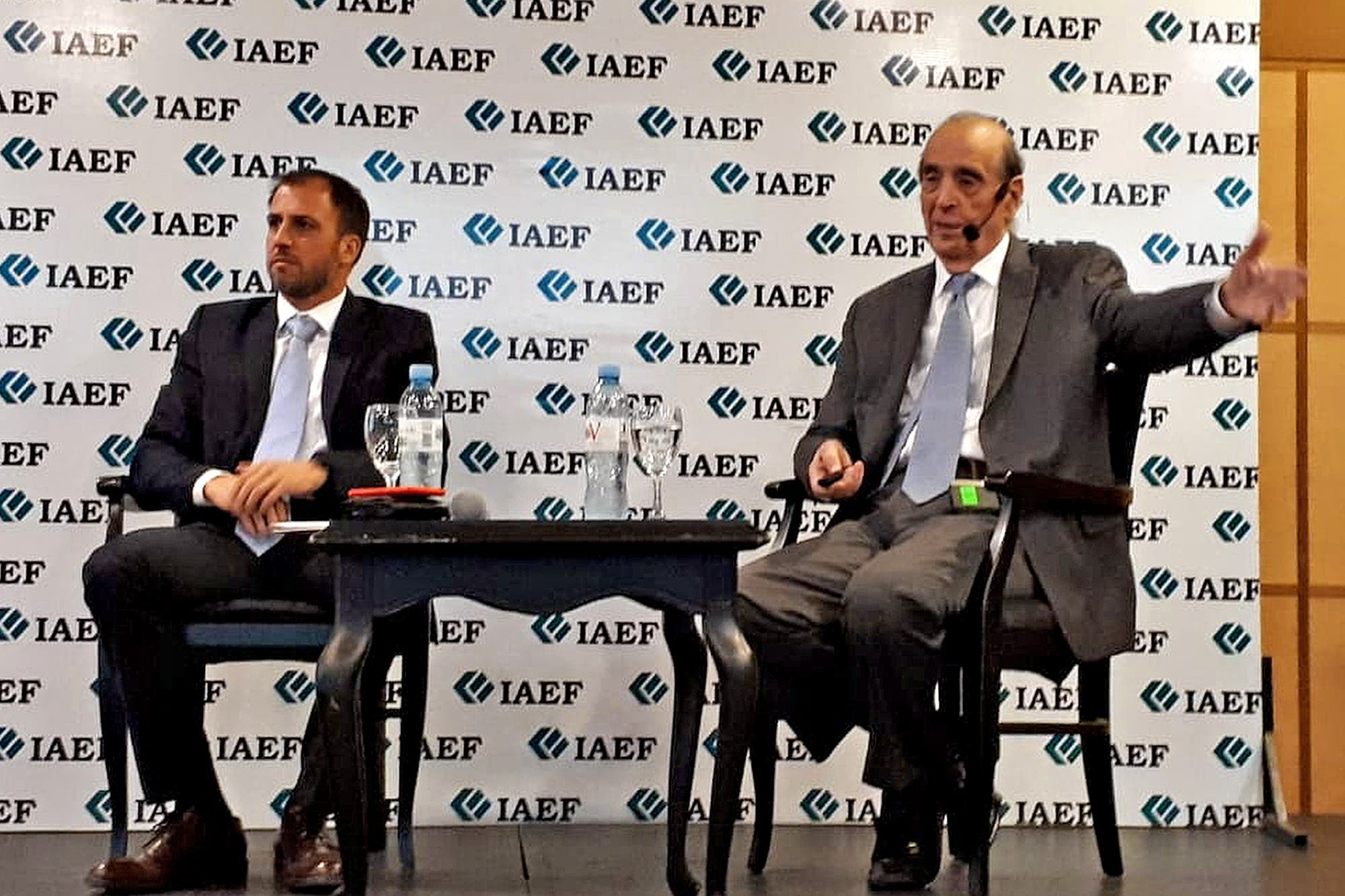 """Arriazu: en el FMI """"son talibanes flotadores que no entienden que Argentina piensa en dólares"""""""