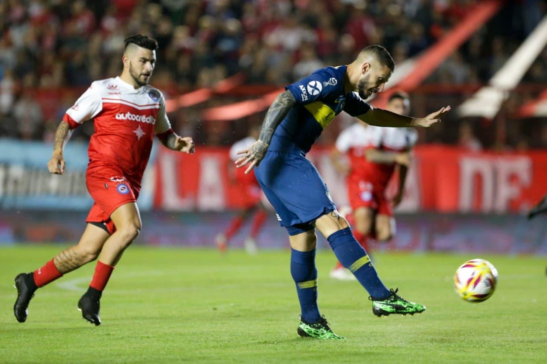 La Copa de la Superliga. Una versión desteñida de Boca igualó sin goles con Argentinos