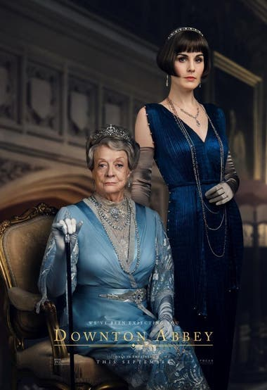 Maggie Smith y Michelle Dockery