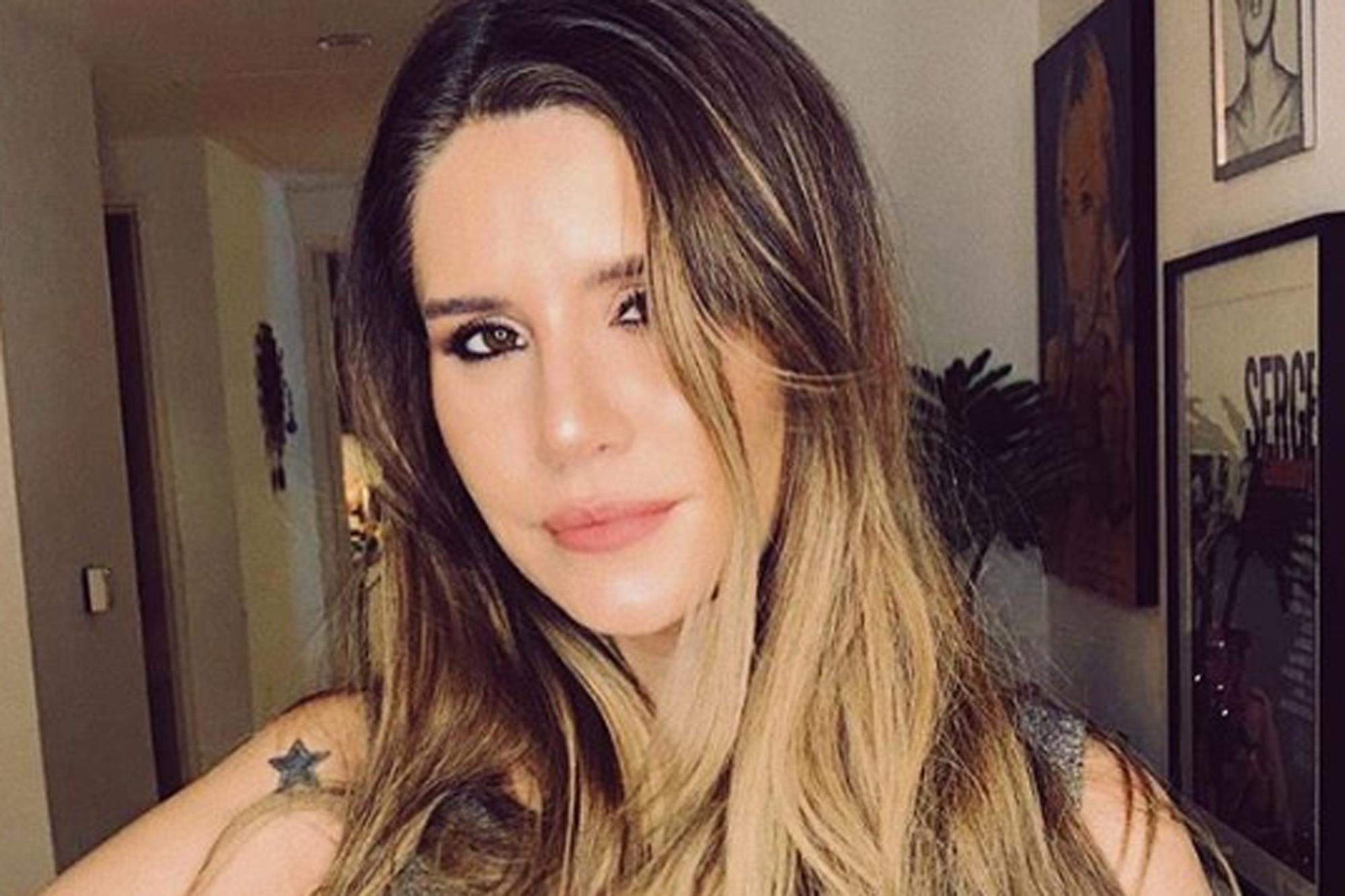 """Micaela Tinelli, de novia con el futbolista Lisandro López: """"Nos estamos conociendo"""""""