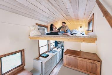 Vivir en mini casas una tendencia que crece en el pa s for Mini casa minimalista