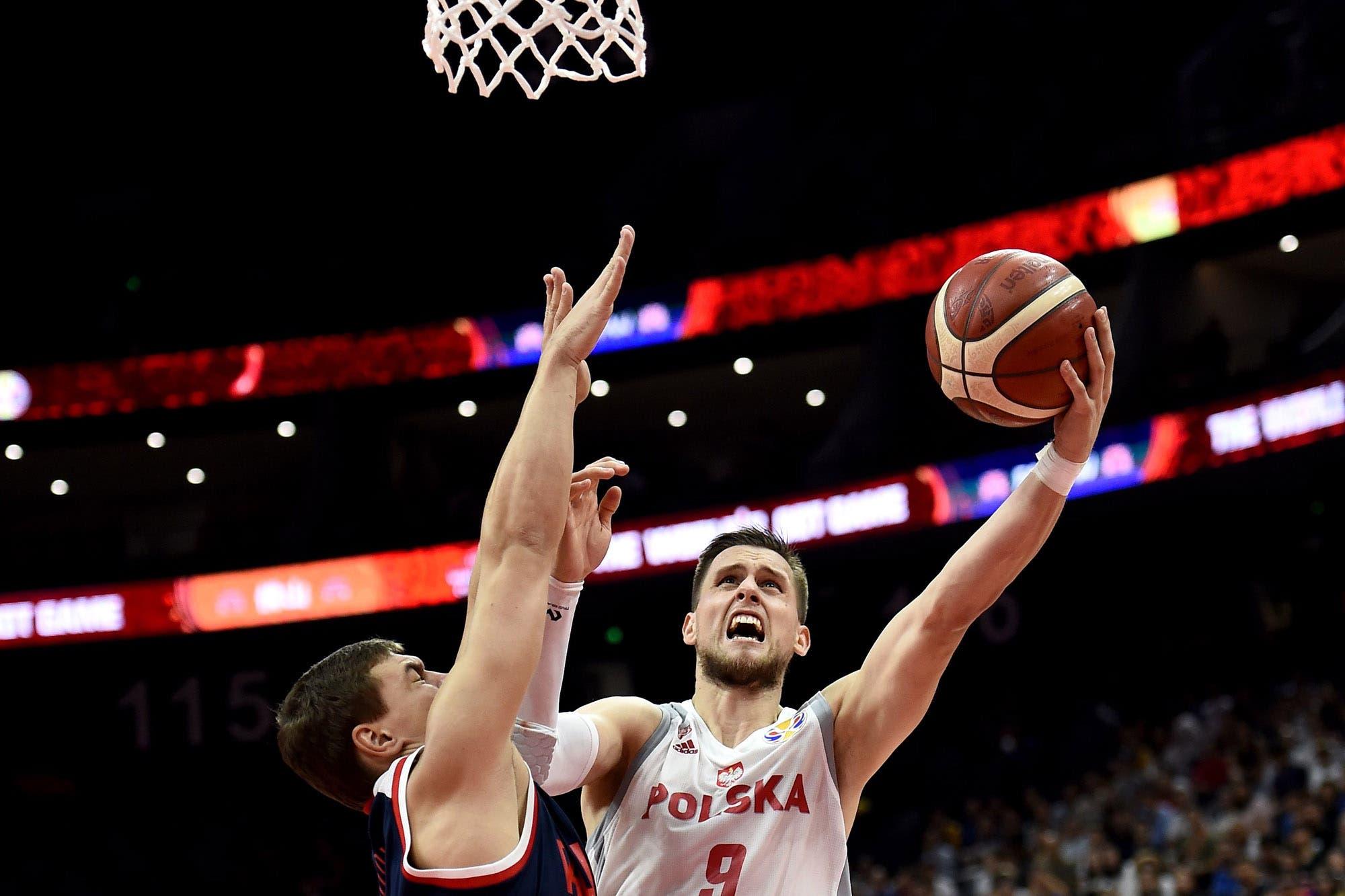 Mundial de básquet: la victoria de Polonia ante Rusia que ayuda a Argentina
