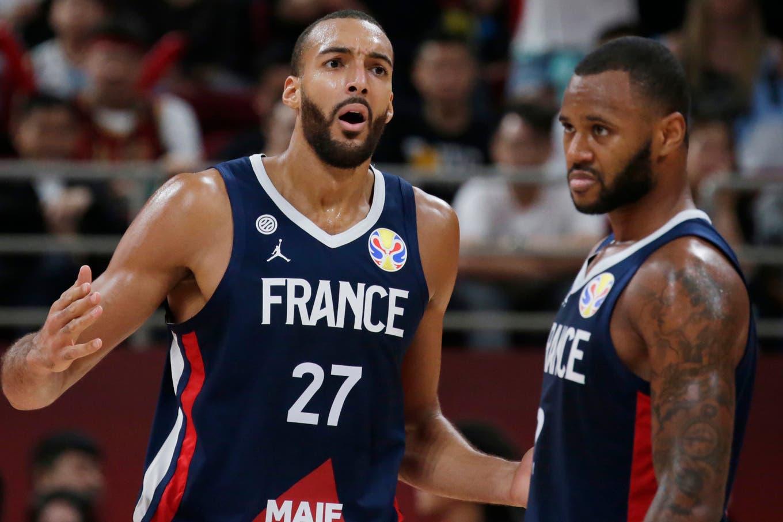 """Mundial de básquet. Francia, rendida ante la Argentina: """"No pudimos sacar la cabeza del agua"""""""