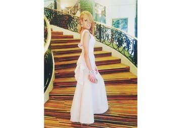 El look de Mariana Genesio para la importante ocasión: la entrega de los Oscar 2015