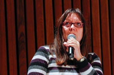 La ganadora del primer premio de poesía fue Susana Villalba