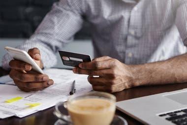 Gran parte de la población se trasladó a distintos canales de pagos en línea