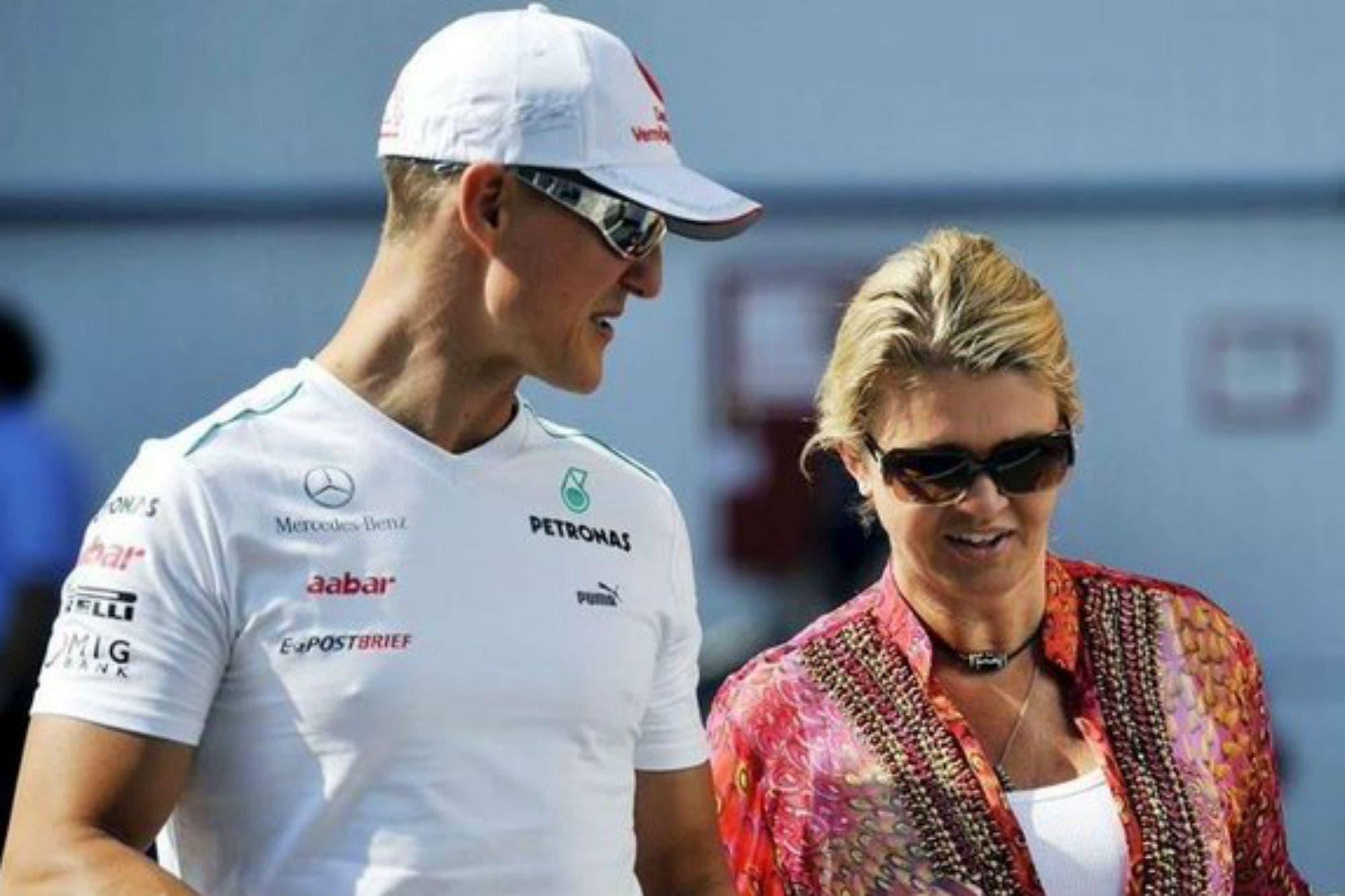 La mujer de Michael Schumacher denunció que tomaron fotos del piloto postrado y se ofrecen por un millón de euros