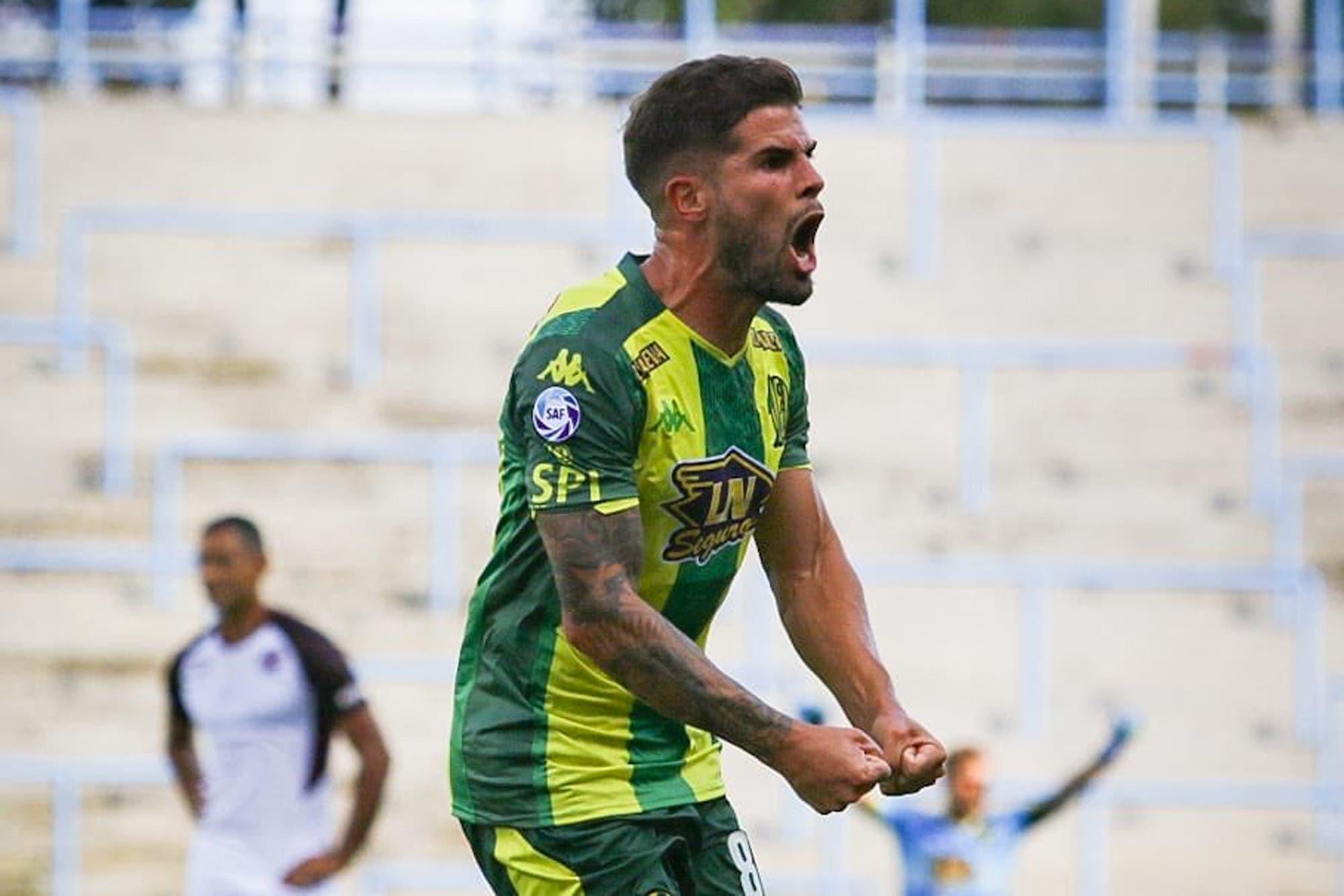 Lanús y una dura derrota para sus pretensiones en la Superliga: 2-0 con Aldosivi