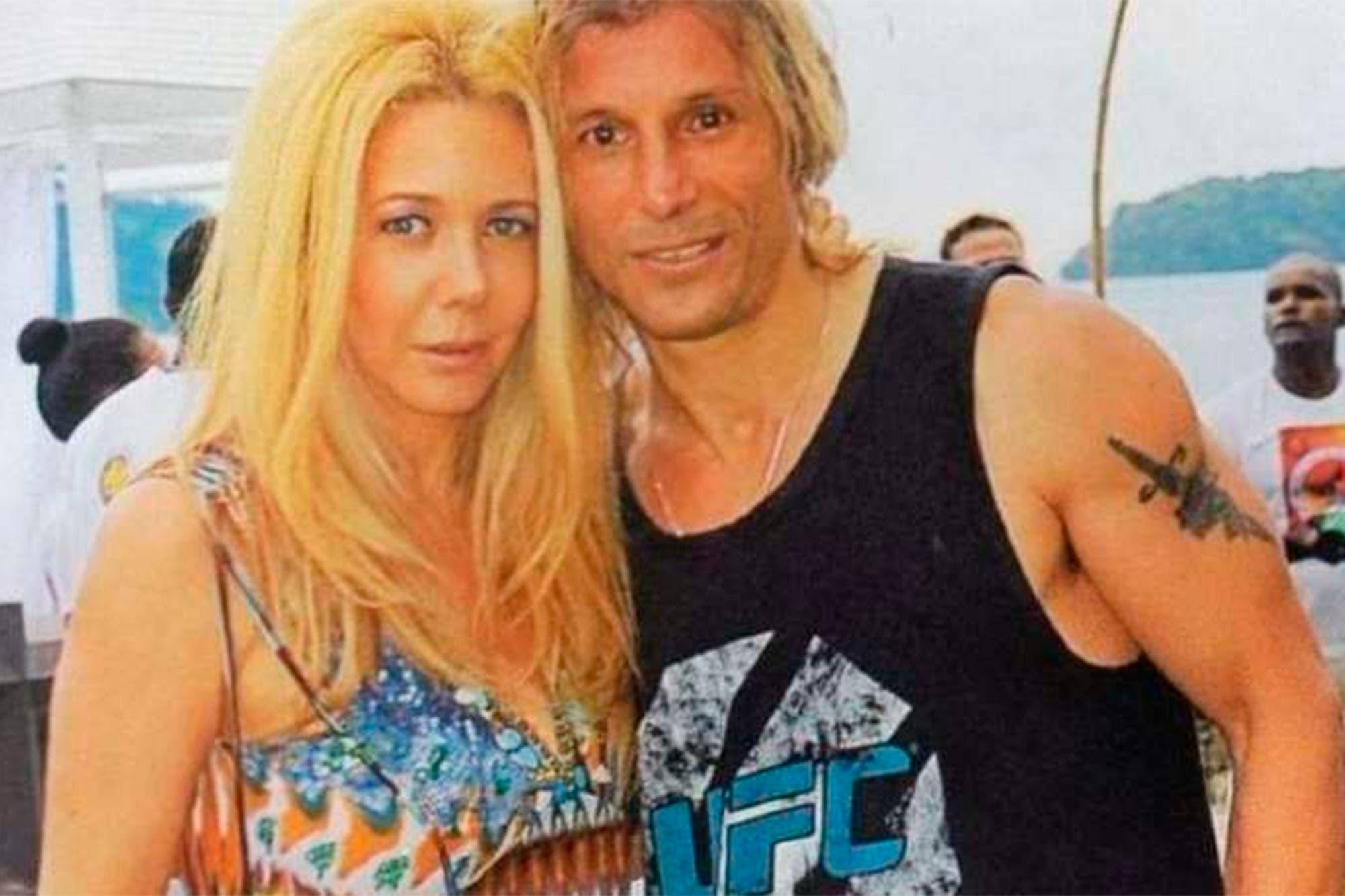 Mariana Nannis y Claudio Paul Caniggia ya están divorciados