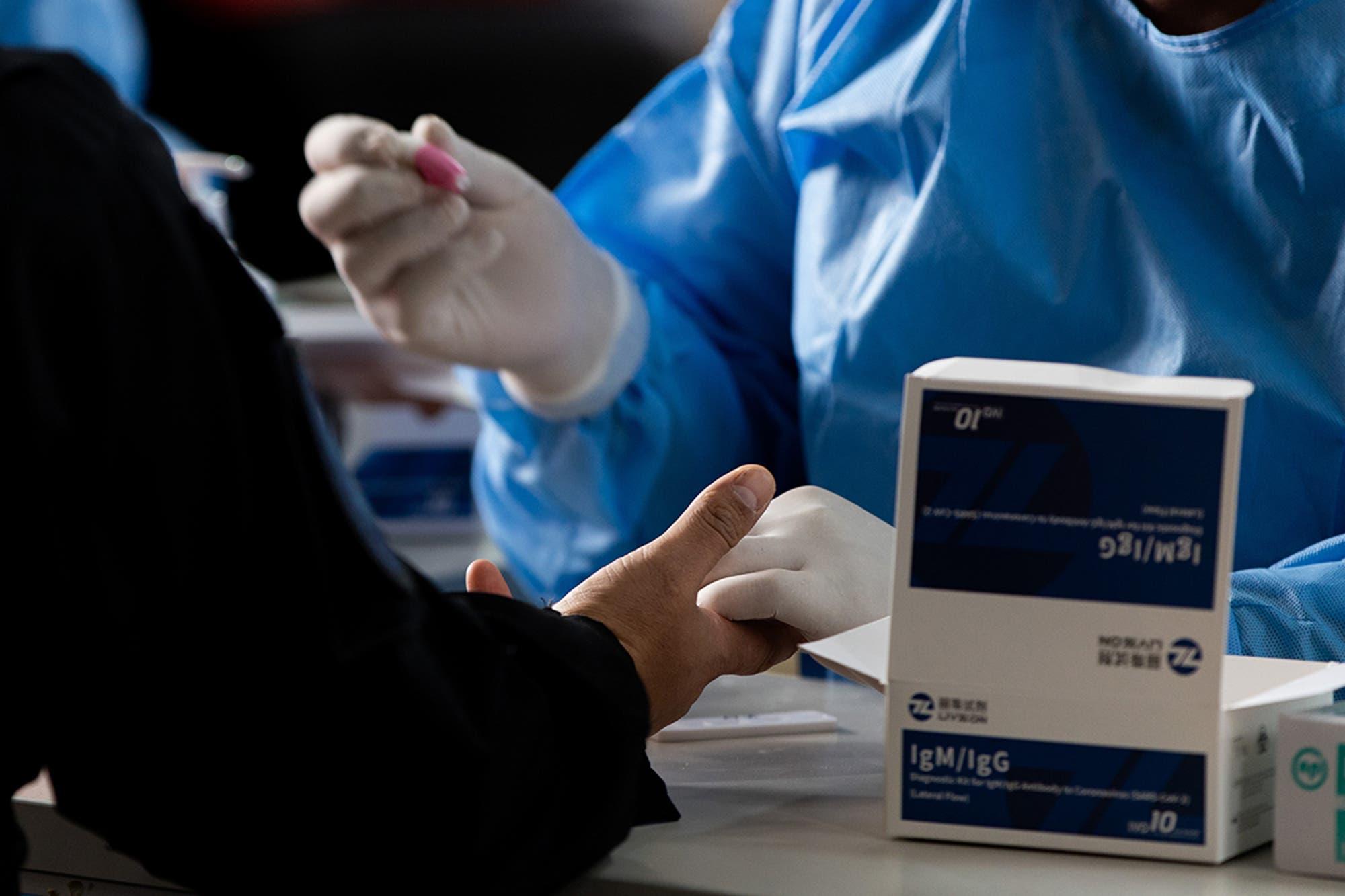 Coronavirus en la Argentina: 173 nuevos casos llevan la cifra de contagios a 3780