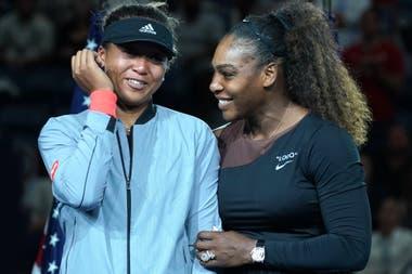Tras la final del US Open 2018, ganada por Naomi Osaka ante Serena Williams, que estuvo cerca de ser descalificada por su mal comportamiento con el umpire Carlos Ramos.