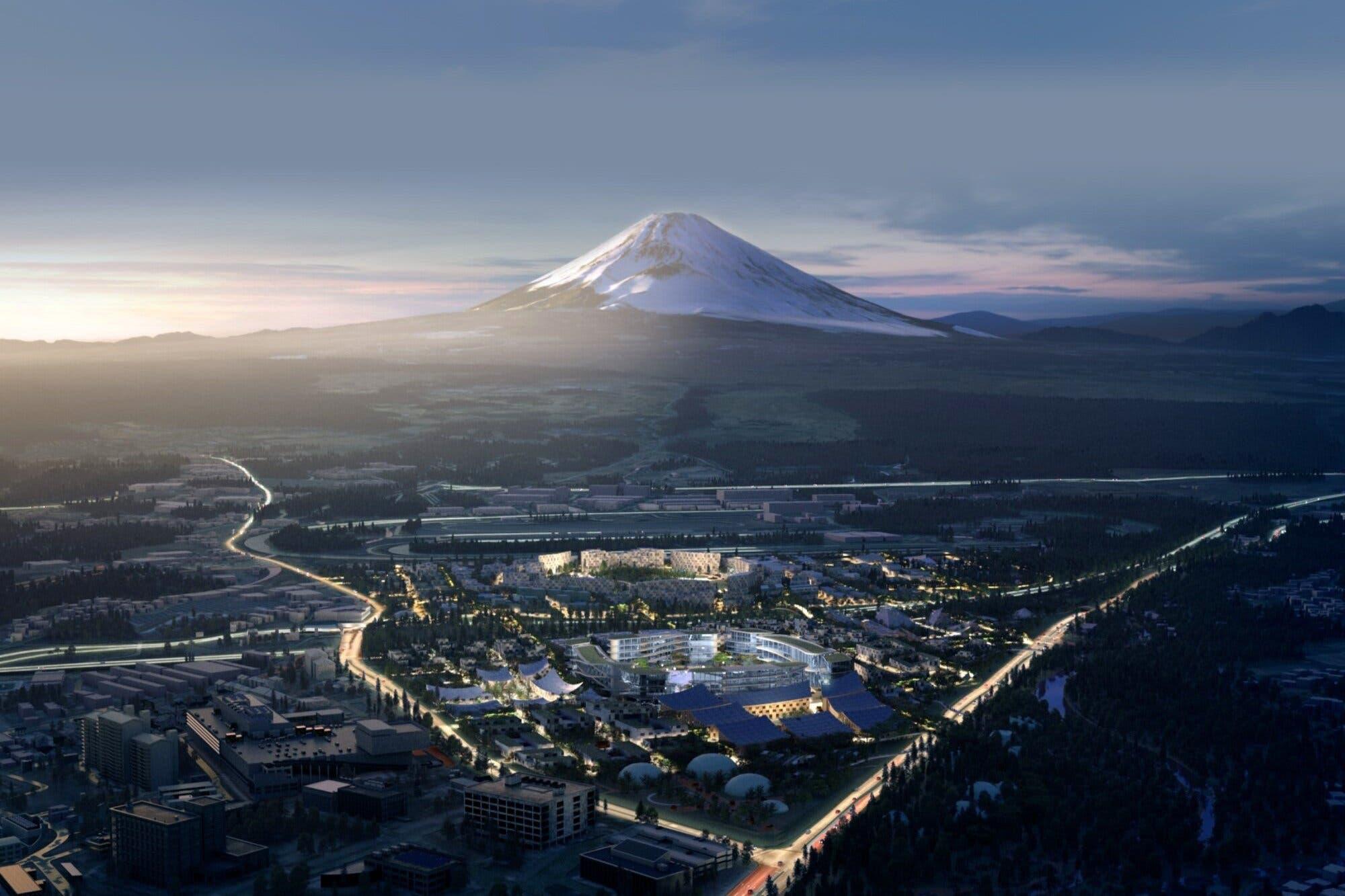 Woven City: así es la futurista ciudad japonesa que apuesta por el hidrógeno y los robots
