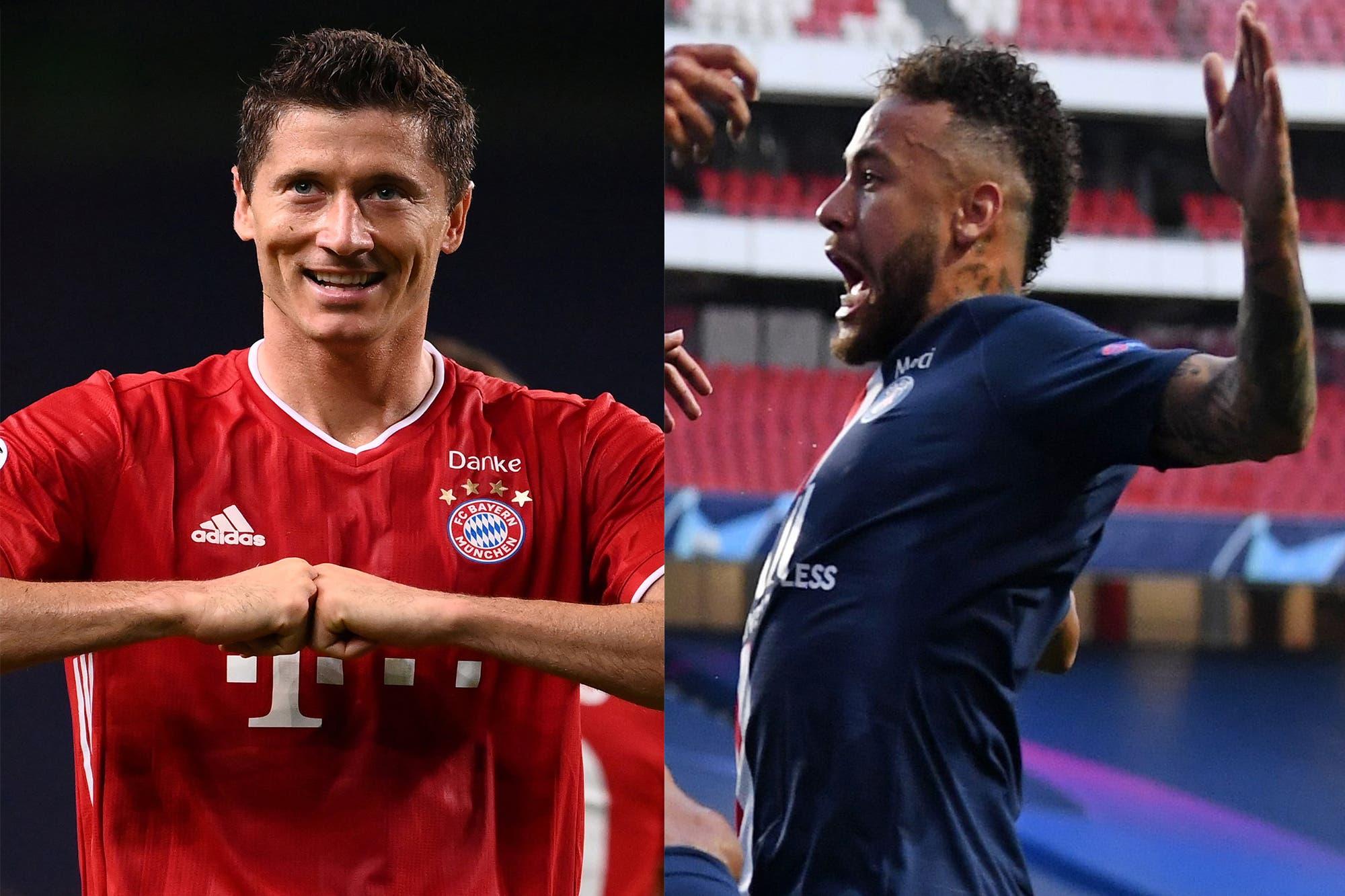 Bayern Munich-PSG, la final de la Champions League: día, horario y TV de la definición en Lisboa, Portugal