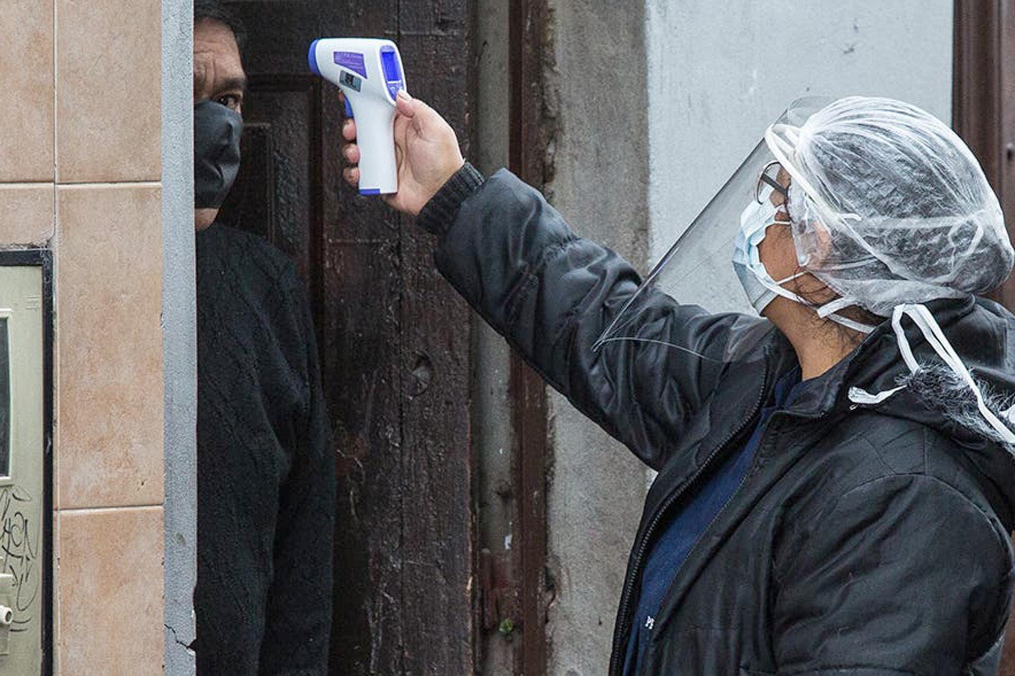 Coronavirus en la Argentina. Reportan 104 muertes y 7.187 contagios en las últimas 24 horas