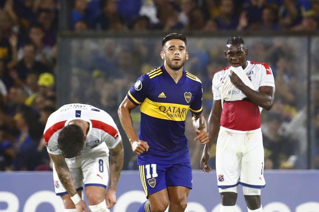 Independiente Medellín-Boca, por la Copa Libertadores: horario, TV y formaciones - LA NACION