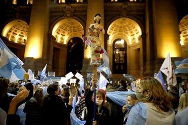 Mañana se reúne la Corte Suprema y podría decidir sobre el destino de los magistrados Bertuzzi, Bruglia y Castelli
