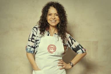 Patricia Sosa, ¿sorprenderá en la cocina?