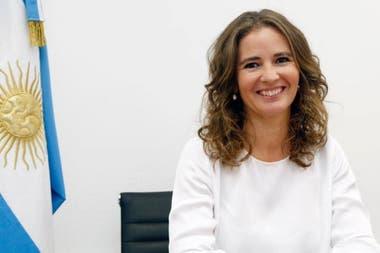 La diputada Victoria Morales Gorleri