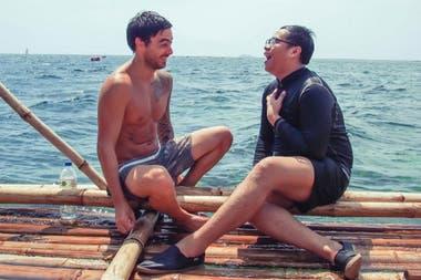 Ramiro halló en Filipinas una calidad humana inigualable.