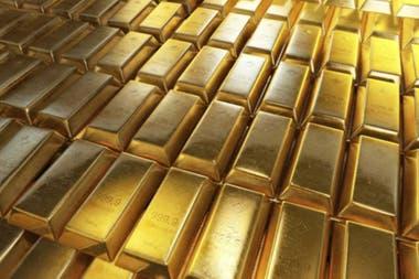 Se estima que en la Tierra todavía quedan unas 50.000 toneladas de oro para extraer