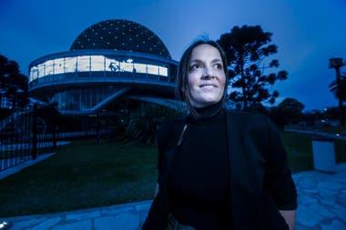 Josefina Alvarez Toledo es de Mar del Plata y estudió ingeniería industrial