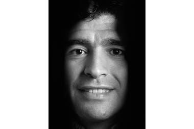 """Gabriel Rocca hizo esta foto icónica para la revista D-Mode, en 1996: """"Este retrato dio la vuelta al mundo"""""""