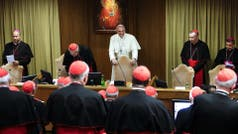 The synod on the family: The divorced and remarried seem excommunicated