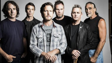 Pearl Jam llega al Rock & Roll Hall of Fame