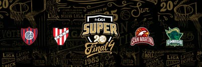 San Lorenzo, Instituto, San Martín y Gimnasia disputarán el Final Four del Super 20