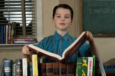 Young Sheldon, más cerca de Los años maravillosos que de The Big Bang Theory