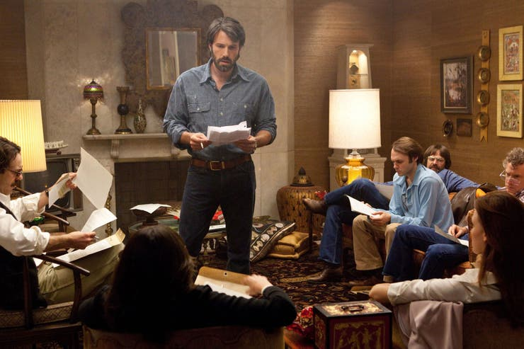 Argo, el film dirigido y protagonizado Ben Affleck, que se llevó el Oscar a mejor película, en la ceremonia realizada por la Academia en febrero de 2013