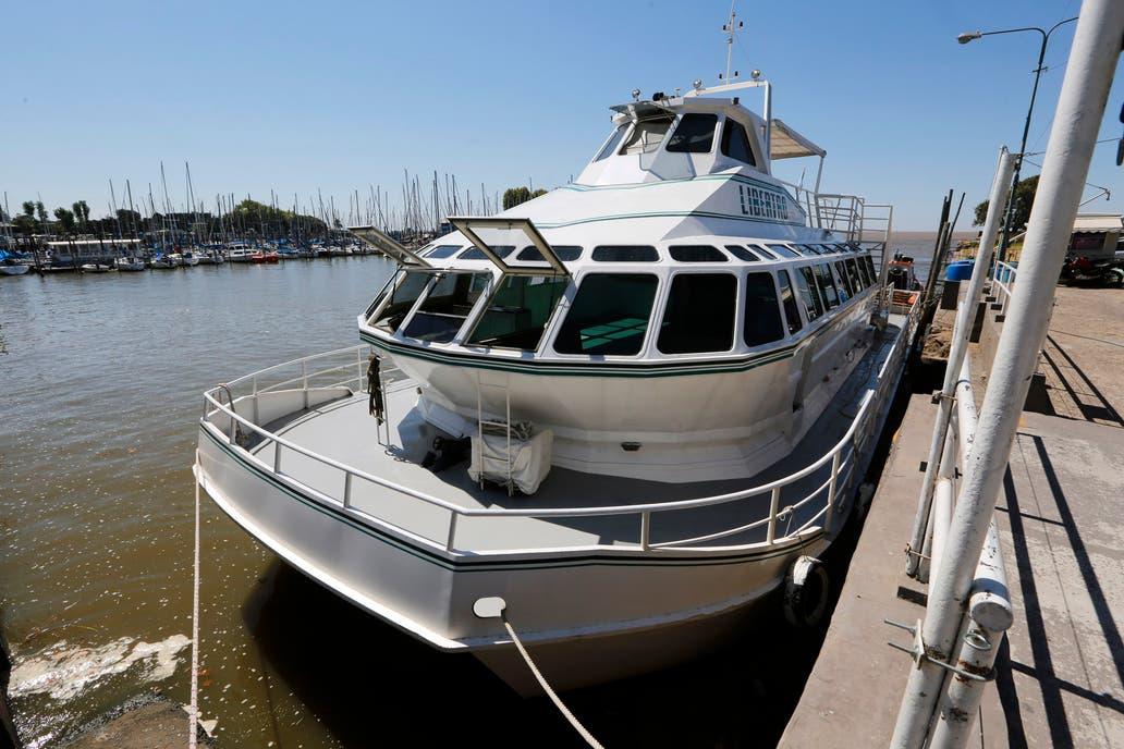 David Peña, de 19 años, se arrojó al río des de un catamarán cuando participaba de una fiesta el viernes por la madrugada