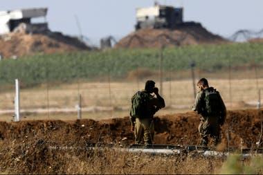 La violenta frontera volvió a encenderse entre israelíes y palestinos