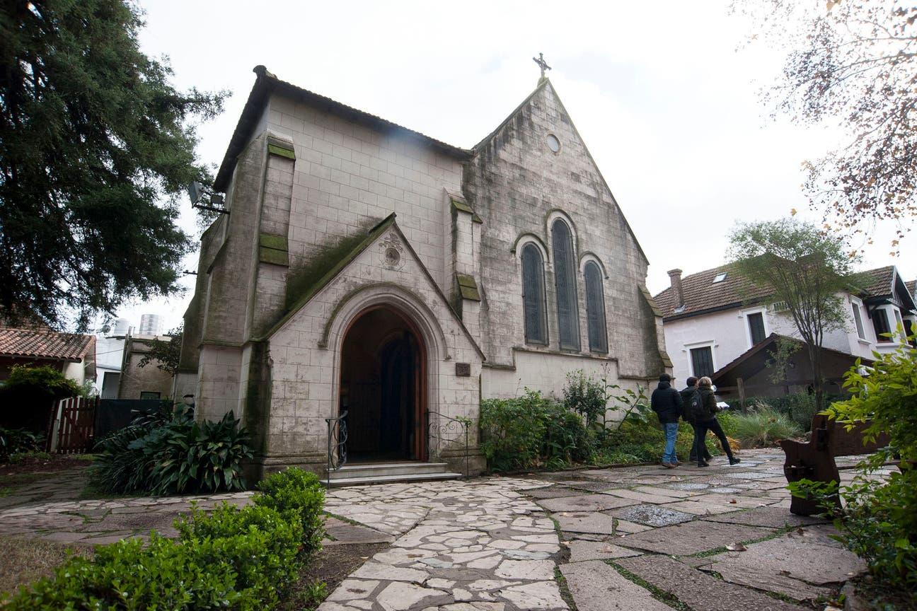 Iglesia Plesbiteriana San Andrés
