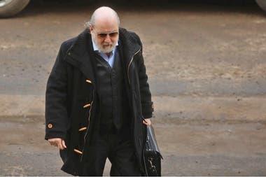 El juez federal Claudio Bonadio, a cargo de la causa de los cuadernos de las coimas