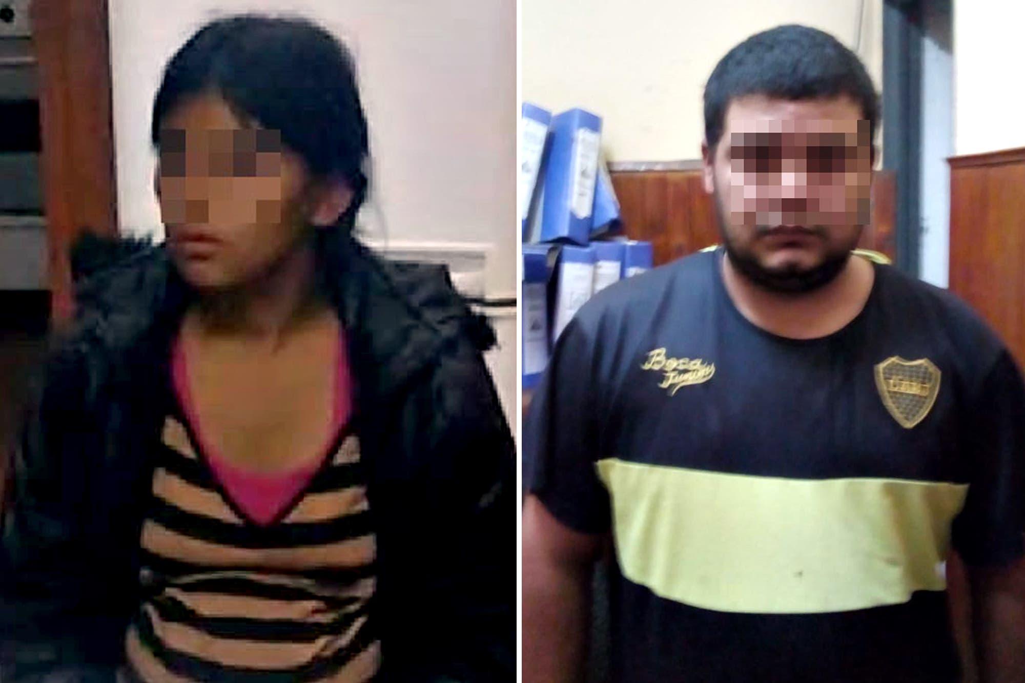 """Los tíos de Sheila Ayala confesaron el crimen: """"Nos drogamos y no sabemos qué pasó"""""""